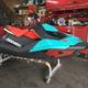 Sea-doo SPARK TRIXX 2UP 2017